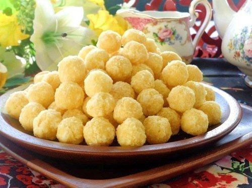 Bánh nhãn Hải Hậu – Đặc sản nổi tiếng của Nam Định