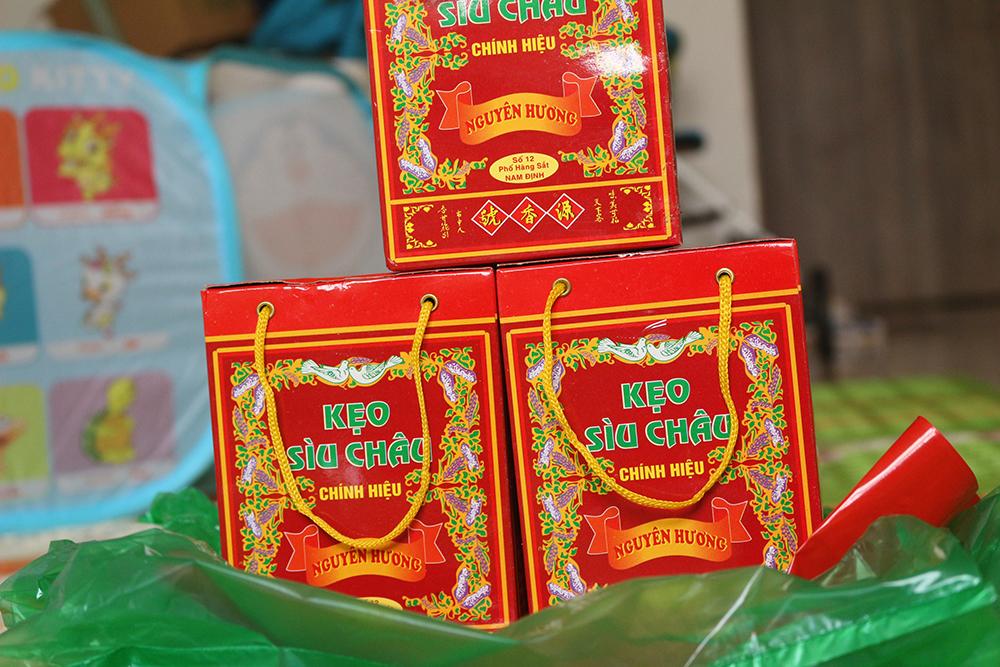Kẹo Sìu Châu Nguyên Hương
