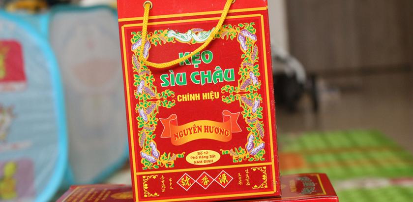 Đại lý Kẹo Sìu Châu Nam Định tại Hà Nội