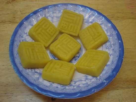 Bánh Đậu Xanh Hanh Tụ