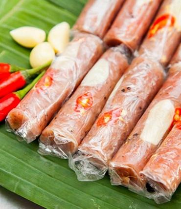 Đặc sản Nem Chua Thanh Hóa Tại Hà Nội