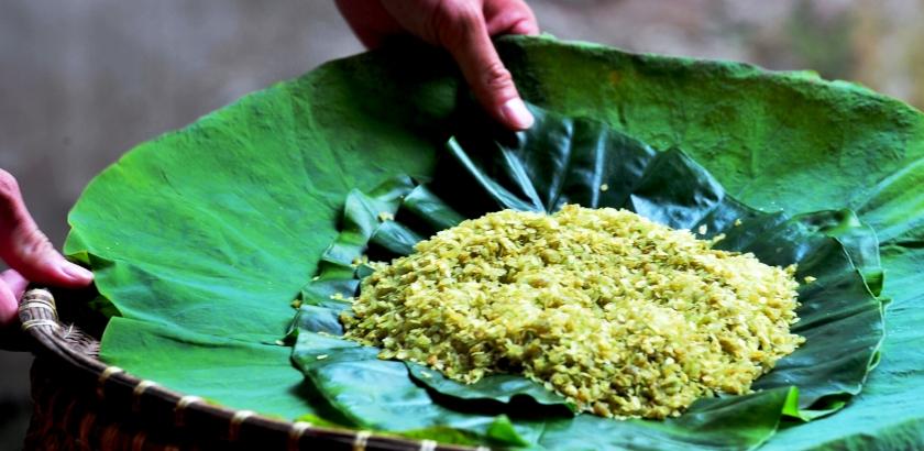 Cốm Hà Nội – nét đẹp văn hóa lâu đời