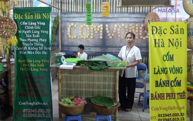5 Thương hiệu bánh cốm nổi tiếng nhất Hà Nội
