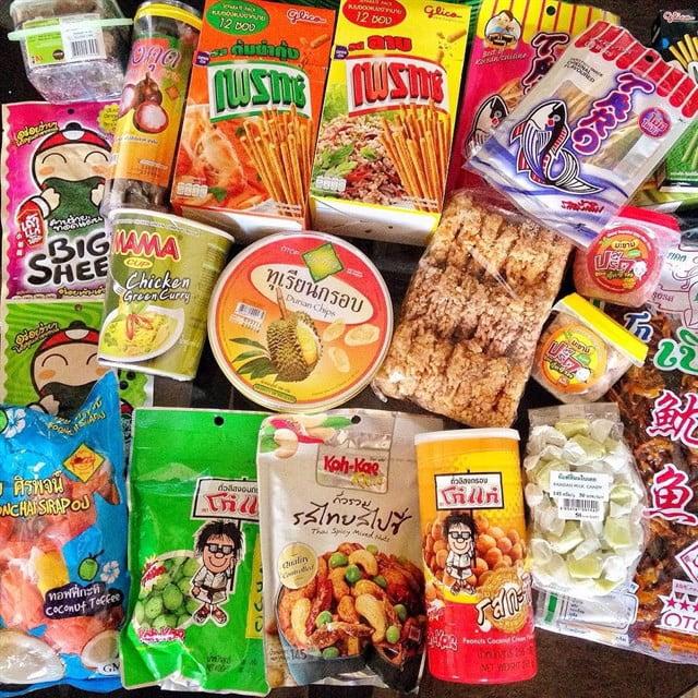 Dự trữ một chút đồ ăn vặt tốt cho sức khỏe