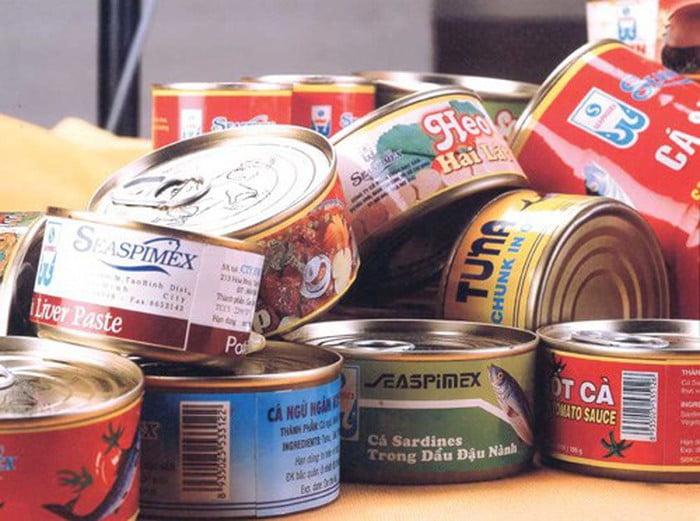 Khi không mua được thực phẩm tươi thì dùng thực phẩm khô hoặc đóng hộp tốt cho sức khỏe